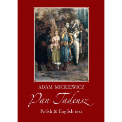 Pan Tadeusz. Polish-English version