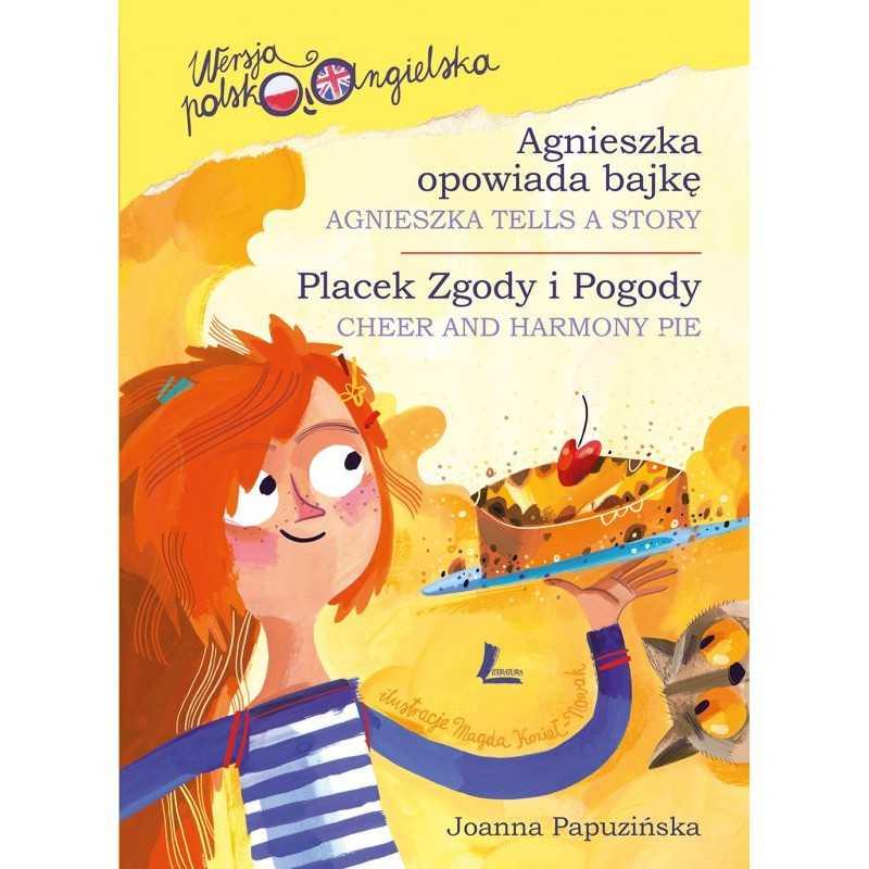 Agnieszka opowiada bajkę/Agnieszka tells a story