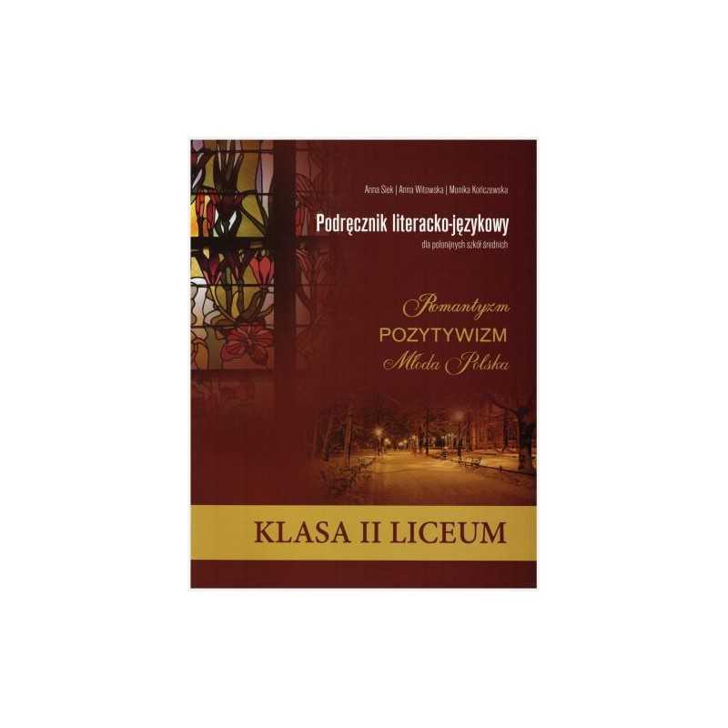 Podręcznik literacko-językowy dla polonijnych szkół średnich kl. 2 liceum