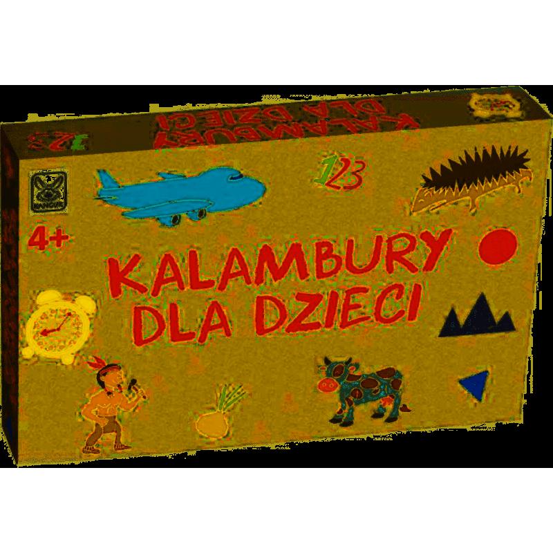 Kalambury dla dzieci, gra