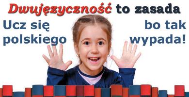 Dwujęzyczność - pierwsze lata / Bilingualism - first years