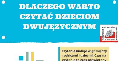 Dlaczego warto czytać dzieciom dwujęzycznym?